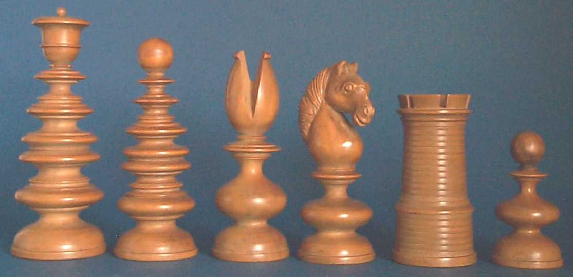 What a new collector should consider - Collectible chess sets ...